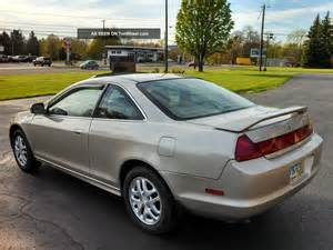 2001 honda accord 2dr coupe 3 0 liter 6 cylinder