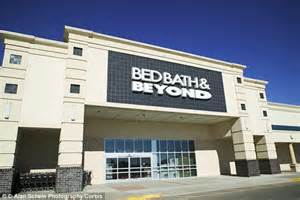 bath bed and beyond hours bed bath beyond employee announces his resignation on a price tag daily mail online