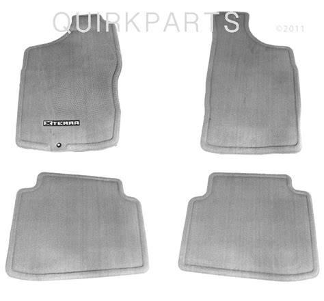 2003 nissan pathfinder floor mats buy 2003 2004 nissan pathfinder floor mats carpeted beige