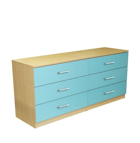 6 Drawer Chest Dresser by 6 Drawer Dresser Chest Of Drawers Contempo Space
