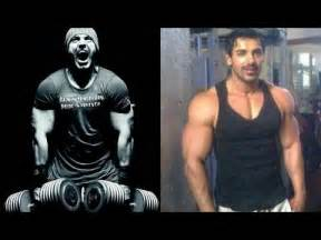 Weight Bench Workout Chart John Abraham Workout Schedule And Diet Chart Full Case Study