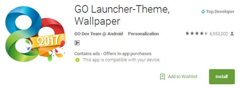 go launcher themes wallpaper 11 best launchers for android apps of 2018 android jv