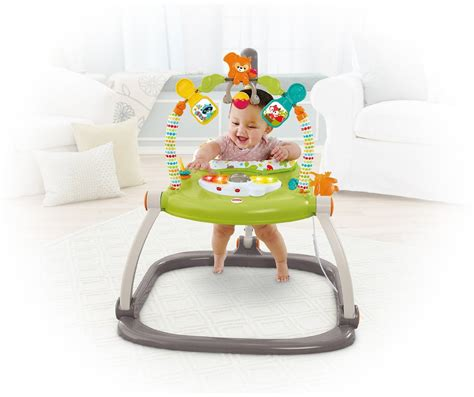 Fp150 Fisher Price Rainforest Space Saver Jumperoo woodland friends spacesaver jumperoo best educational