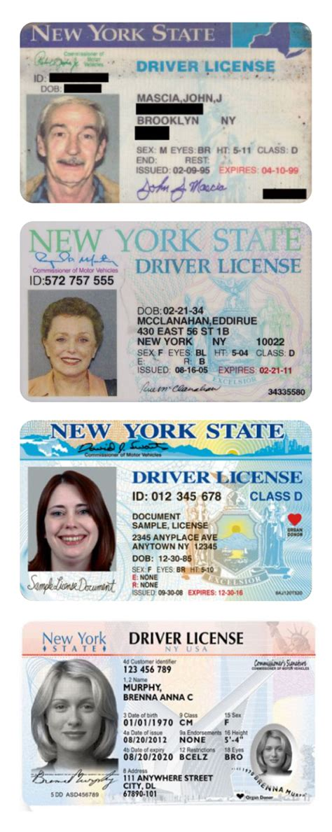 ny license driver s license the brand