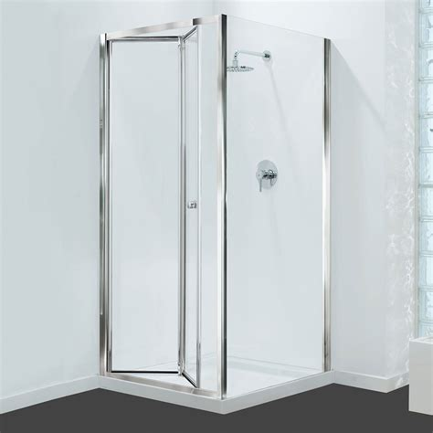 bifold shower door coram gb bi fold shower door gbbf290cuc 900mm