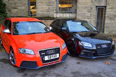 Bodykit Audi A3 by Audi A3 To Rs3 5 Door Kit Xclusive Customz