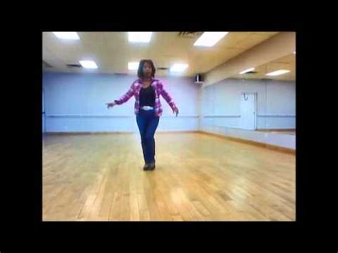 rock the boat dance steps footloose line dance walkthrough funnydog tv