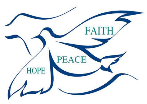 faith clipart peace faith and clip at clker vector clip