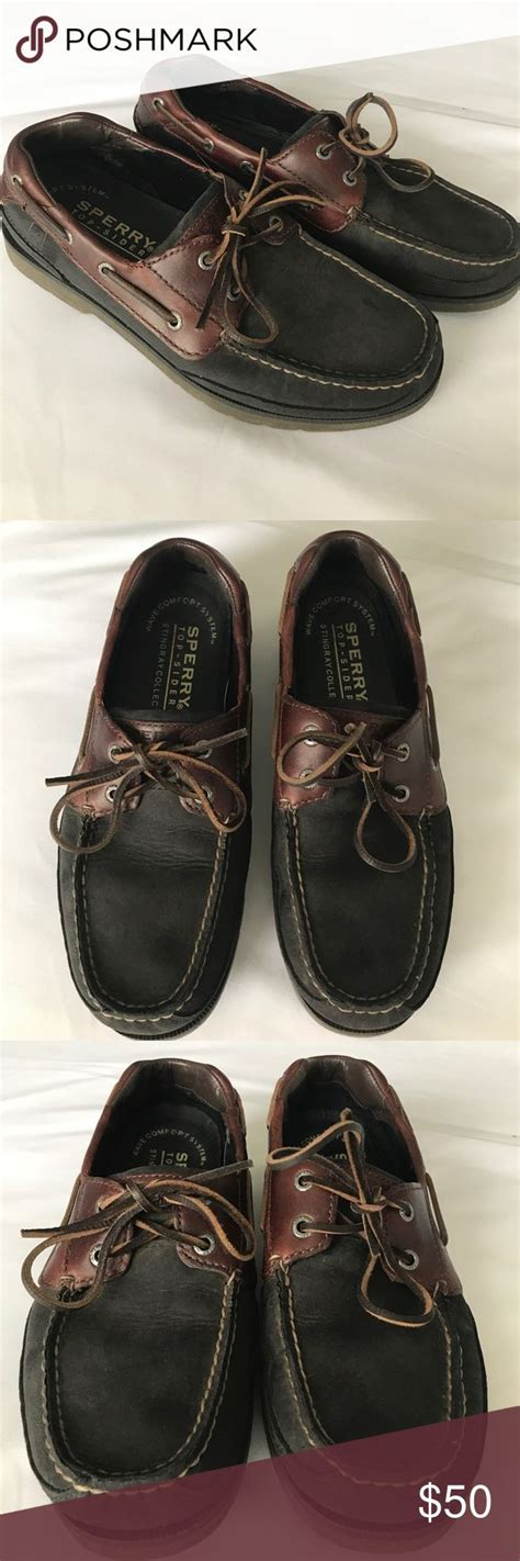 sperry stingray boat shoes best 25 sperry boat shoes men ideas on pinterest