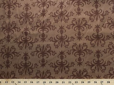 Chandelier Print Fabric Valerie Hi Chandelier Earth Cotton Fabric Print By The Yard D694 21 Ebay