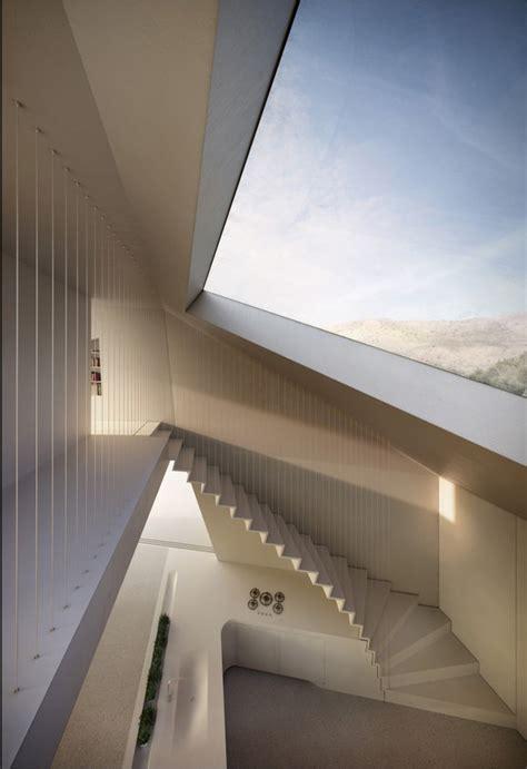 arsitektur rumah super modern  mewah  tepi pantai