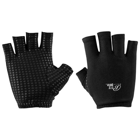 Bally Total Fitness Salutes Banks by Saapni Bally Total Fitness Womens Activity Glove Pair