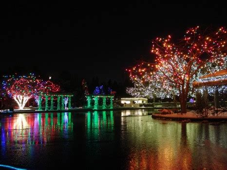 denver botanic gardens blossoms of light 2015 denver holiday things to do with family and friends