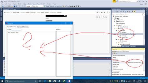 xamarin layout axml main axml erro xamarin forums