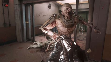 exo zombies carrier call of duty advanced warfare exo zombies carrier