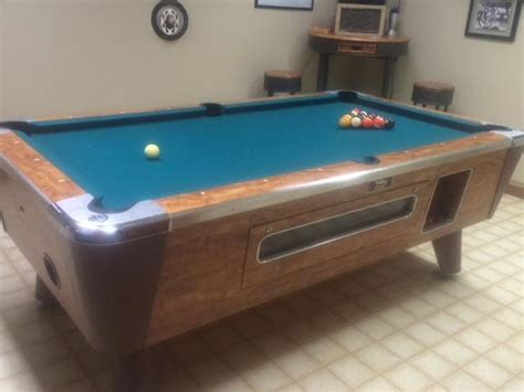 Bar Size Pool Table by Valley Pool Table Condition Bar Size Nex Tech