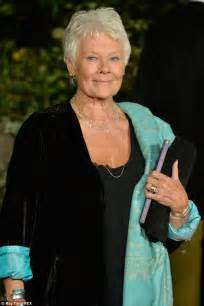 judi dench admits shes losing  eyesight