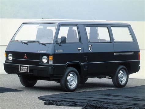 Delica Longset mitsubishi l300 i 1980 1987 automobiles