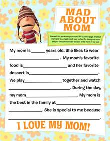 Couple Wedding Shower Games Mad About Mom Mother S Day Activity Whats In The Bible