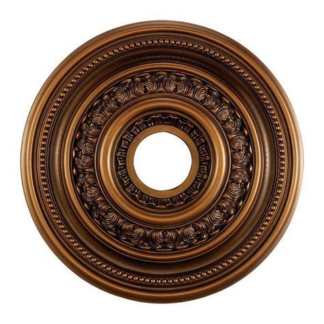 titan lighting english study 18 in antique bronze ceiling
