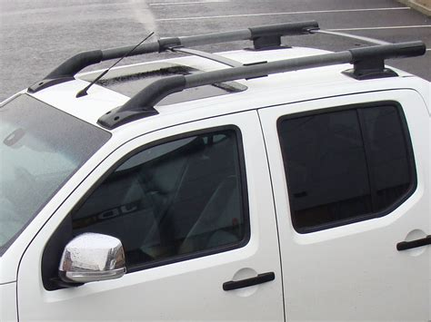 Roof Racks For Nissan Navara by Fits Nissan Navara D40 2006 On Oe Roof Rails Roof Bars Ski