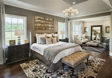 Styles Of Homes Toll Brothers Preserve At Worcester Pa Bedrooms