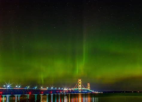 Northern Lights In Michigan by Northern Lights Photos Are Totally Captivating