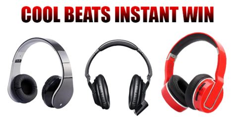 Shop Your Way Instant Win - shop your way cool beats instant win game