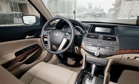 Honda Accord Ex Interior car and driver