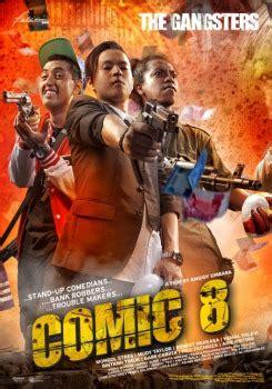 film layar lebar indonesia comic 8 comic 8 movie poster gallery