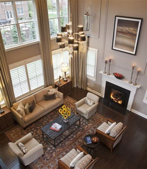 great room decor 1000 images about two story great room on pinterest two