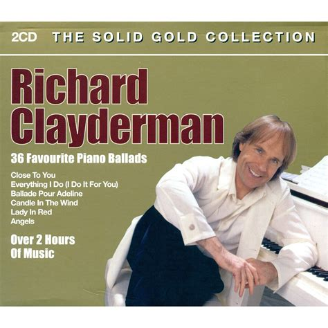 the solid gold collection cd2 richard clayderman mp3 buy tracklist