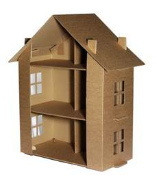 cardboard house arts and crafts without the mess the working parent