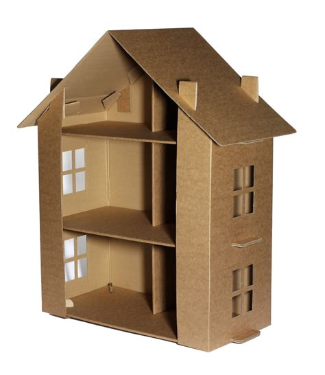 cardboard house plans cardboard house model craft house interior
