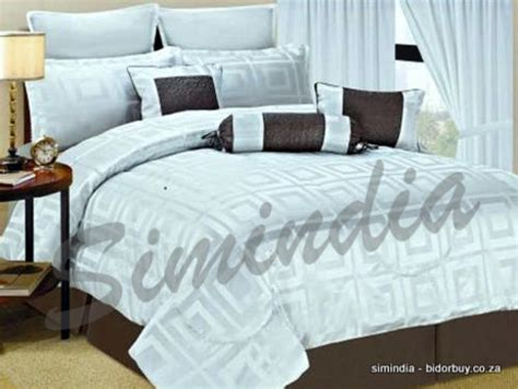 heavy comforter king king size bedspread superior luxurious 11 piece