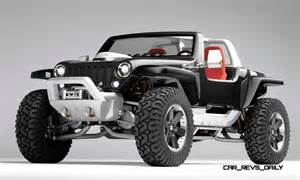Future Jeep Vehicles 2005 Jeep Hurricane