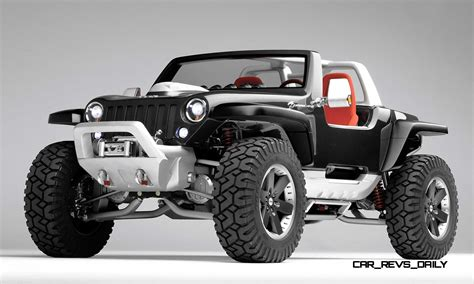 jeep sedan concept 2005 jeep hurricane