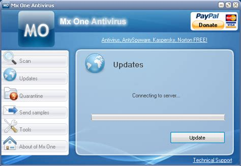 Pasang Anti Virus Pasang Antivirus Di Usb Flashdisk Fd Dengan Mx One Antivirus 4 Kompi Tech