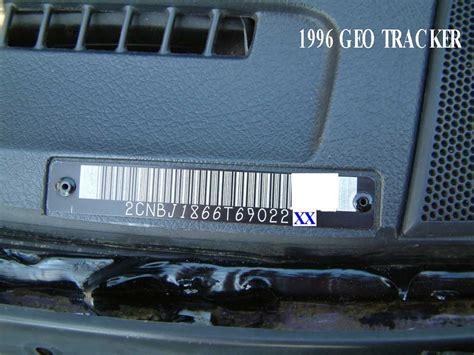 Suzuki Car Vin Decoder Identification