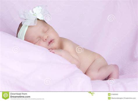 beautiful baby with flower headband stock image image baby with white flower headband stock photos image 21828393