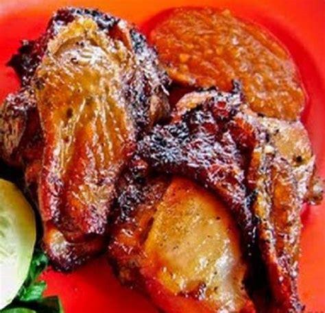 membuat tempe ayam bacem resep ayam bacem goreng khas jogya dan cara membuatnya