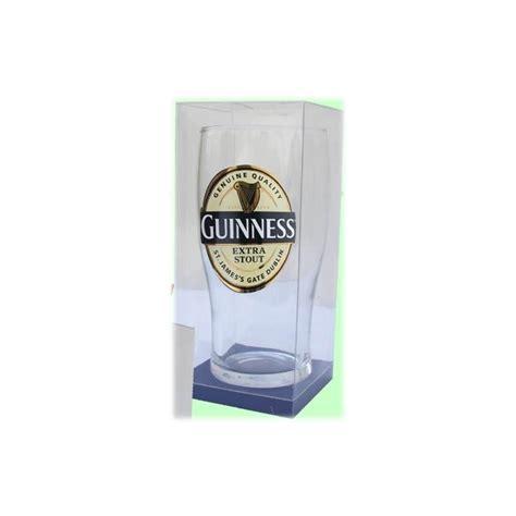 bicchieri guinness bicchiere guinness logo classico dimensionegift