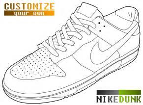 Nike Shoe Template by Camisas Personalizadas Vetores E Tutoriais Mar 231 O 2010