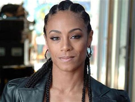 cornrow hairstyles jada pinkett smith braids and cornrow on pinterest