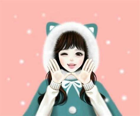 anime korea hillo winter korean anime pinterest winter