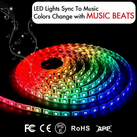 led strip lights amazon amazon com led string lights christmas solar lightsstmas