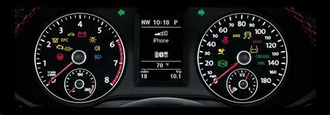 tire pressure monitoring 2012 volkswagen touareg on board diagnostic system list of volkswagen dashboard warning lights and symbols