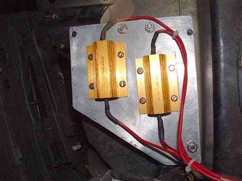 resistor heat problem mkiv fan problem diagnosis repair from uk mkivs