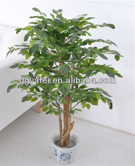 cheap indoor plants cheap wholesale artificial ficus tree landscaping indoor decoration plant view artificial ficus