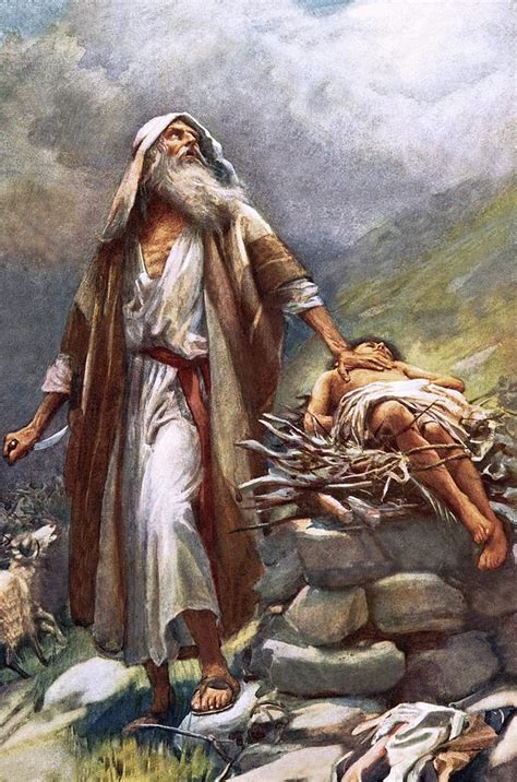 abraham isaac and his son abraham and isaac reboarts